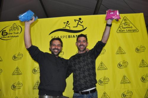 6 Ore Trail Villa di Maser 2017 - Premiazioni