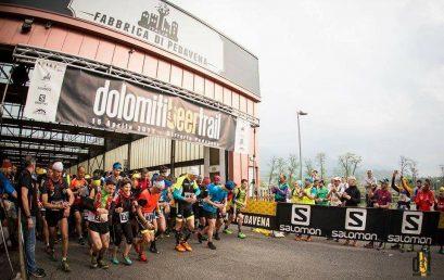 Partecipazione alla Dolomiti Beer Trail